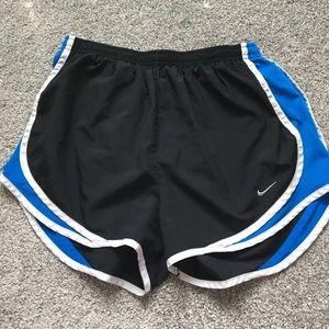 Nike dri fit running shorts medium